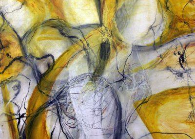 Yellow Drawing