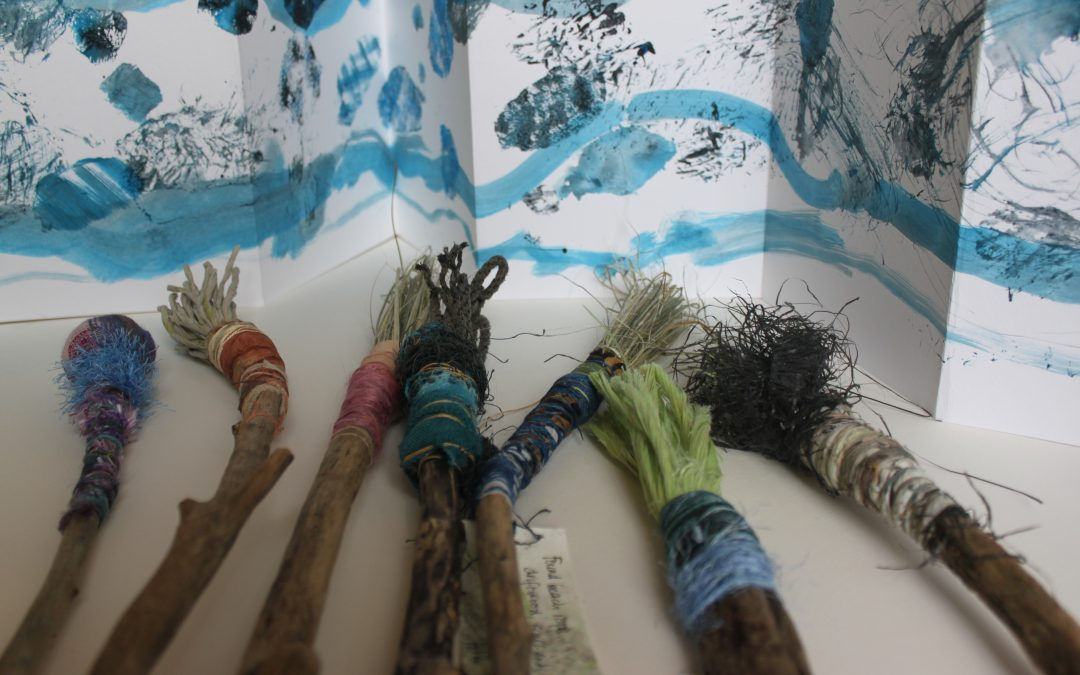 Making Hand Made Artists' Brushes