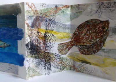 Ruth Thomas, Sketchbook Exchange